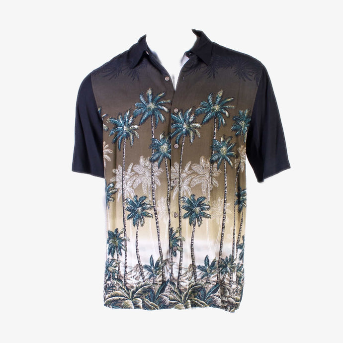 Vintage 'Batik Bay' Hawaiian Shirt