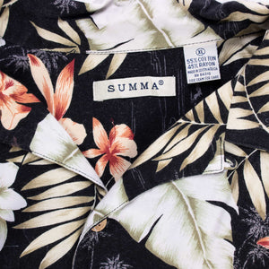 Vintage 'Summa' Hawaiian Shirt