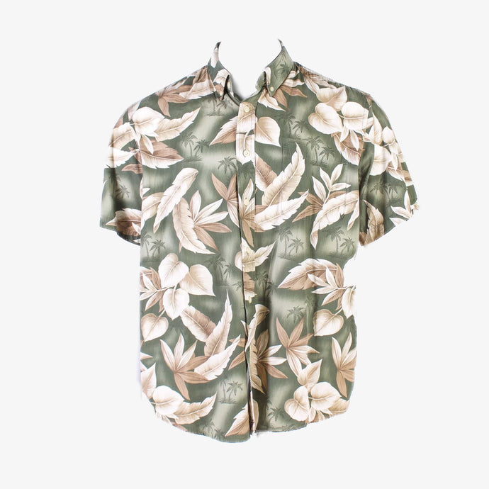 Vintage 'David Taylor' Hawaiian Shirt