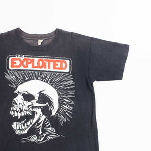 Vintage 1990's 'The Exploited' Single Stitch T-Shirt