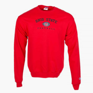 Vintage 'Ohio State' Reverse Weave Sweatshirt - American Madness