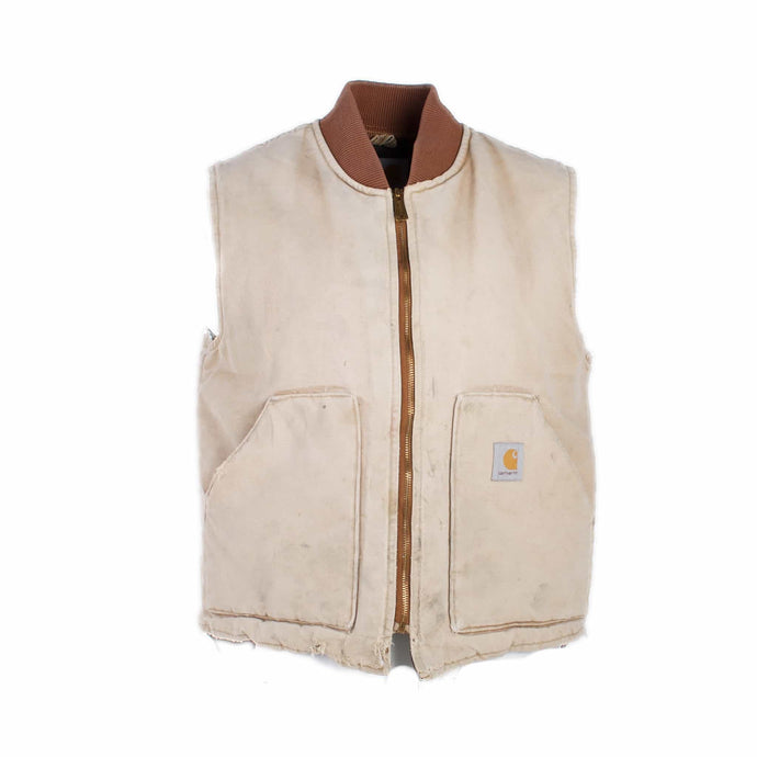 Vintage Carhartt Insulated Vest - Washed Duck - American Madness