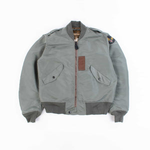 Houston Inc Japanese Reproduction Men's L2B Air Force Flight Jacket - American Madness
