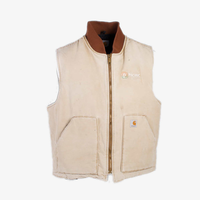 Vintage Carhartt Insulated Vest - Washed Duck