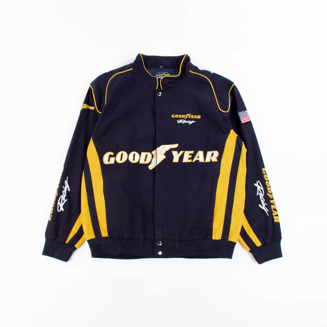 Vintage 'Goodyear' NASCAR Racing Jacket - American Madness