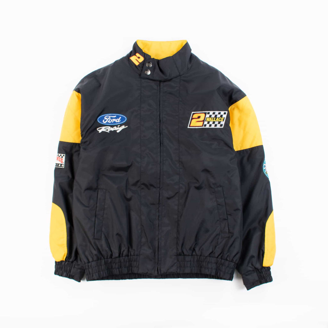 Vintage 'Wallace' NASCAR Racing Jacket - American Madness