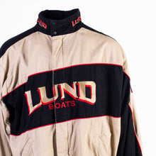 Vintage 'Lund' NASCAR Racing Jacket - American Madness