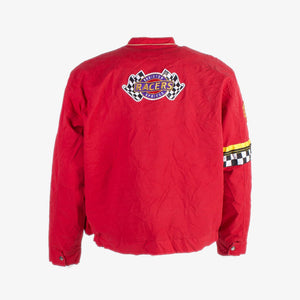 Vintage 'Cars' NASCAR Racing Jacket - American Madness