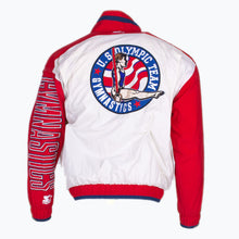 Vintage US Olympic Gymnastics Hornets Starter Jacket - American Madness