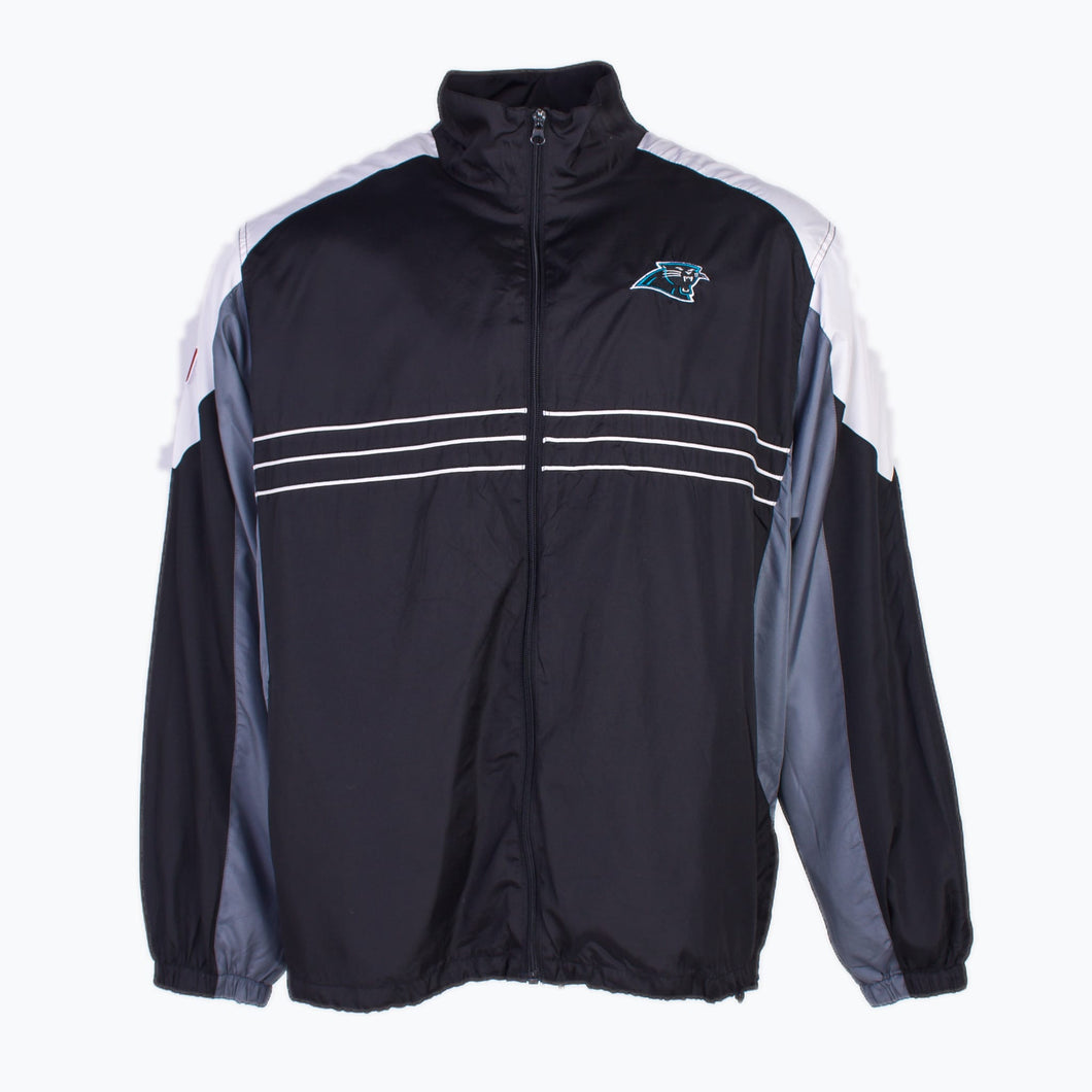 Vintage Carolina Panthers Reebok Warmup Jacket - American Madness