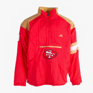 Vintage San Francisco Starter Warmup Jacket - American Madness