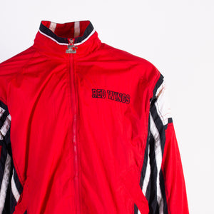 Vintage Detroit Red Wings Starter Jacket - American Madness