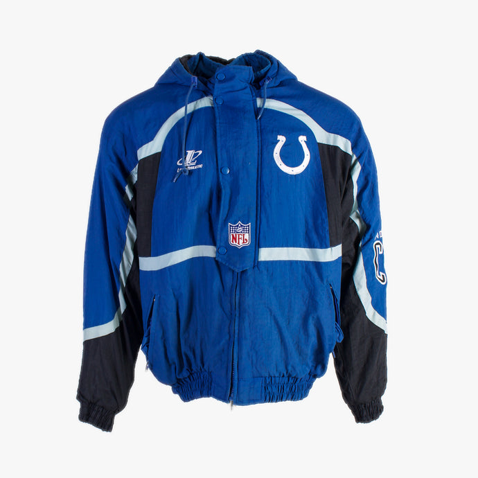 Vintage Indianapolis Colts Starter Jacket - American Madness