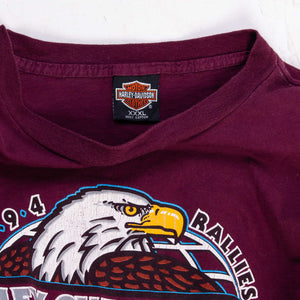 Vintage 'Southern Rally' Harley Davidson T-Shirt - American Madness