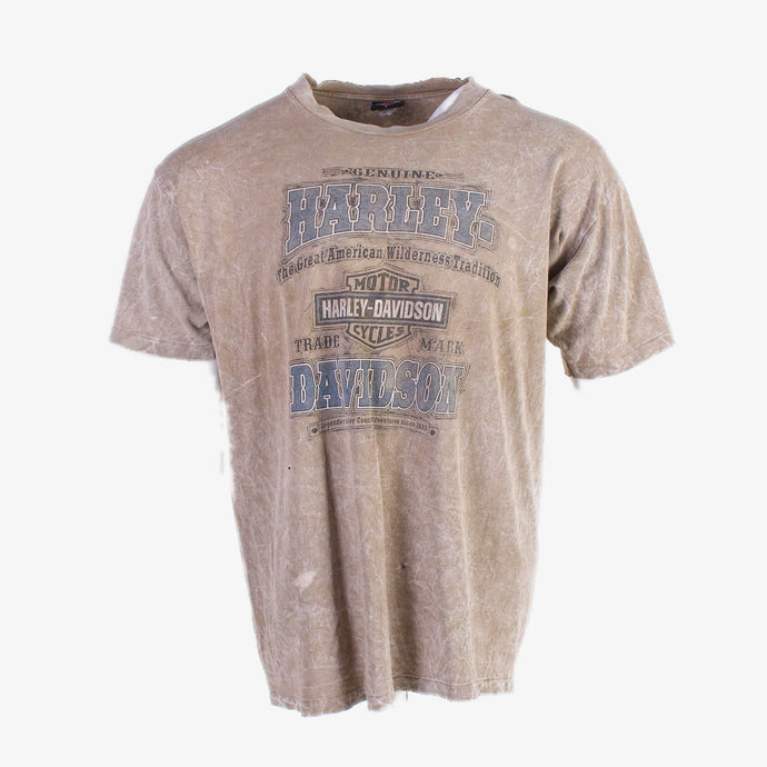 Vintage 'Springfield' Harley Davidson T-Shirt - American Madness