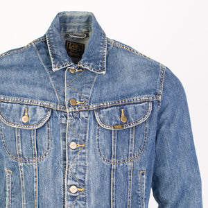 Vintage Lee Trucker Jacket - Blue - American Madness