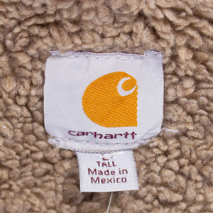 Vintage Carhartt Hooded Jacket - Brown - American Madness