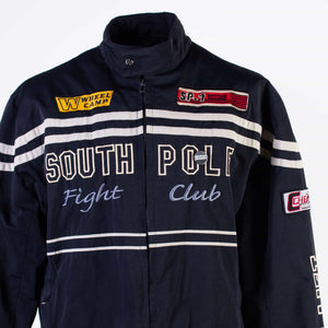 Vintage 'South Pole' NASCAR Jacket - American Madness