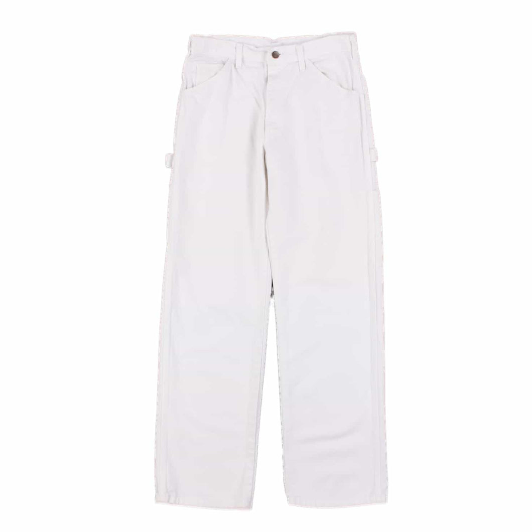 Vintage Dickies Carpenter Pants - White - American Madness