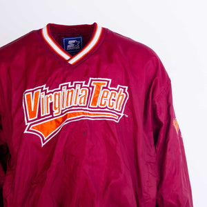 Vintage NCAA Virginia Tech Pullover - American Madness