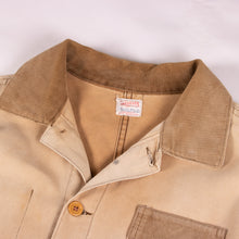 Vintage 1940's Finesliver Sanforized Duck Canvas Hunting Jacket - American Madness