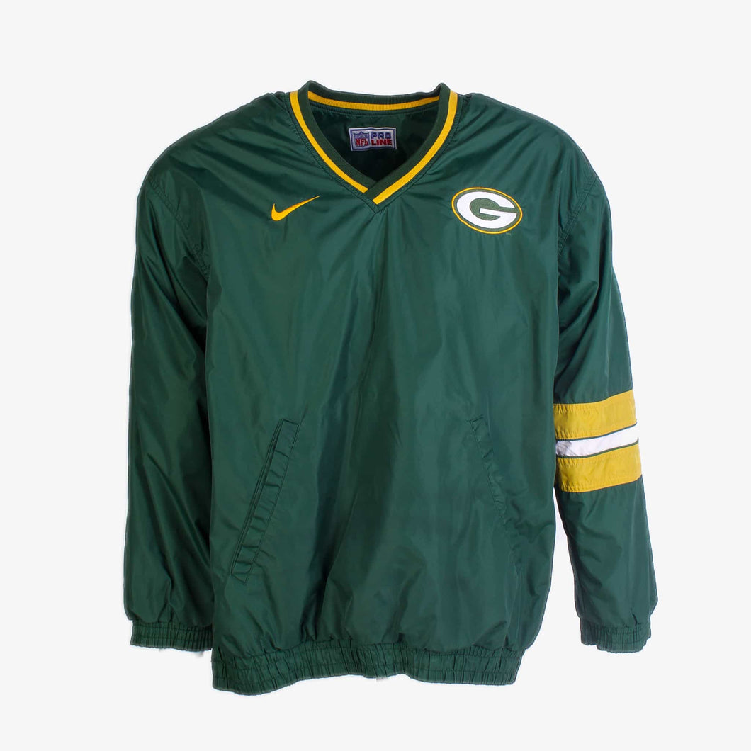 Vintage NFL Green Bay Packers Pullover - American Madness