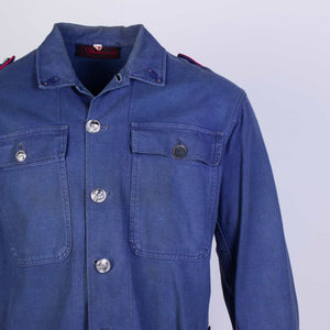 '70s Vintage French Work Jacket - American Madness