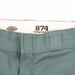 Dickies 874 Work Trousers - Green - American Madness