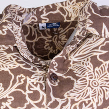 Vintage 'Brown, No Frowns' Hawaiian Shirt - American Madness