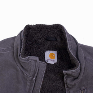 Vintage Carhartt Insulated Vest - Grey