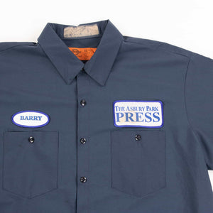 Vintage 'Barry' Garage Work Shirt - American Madness