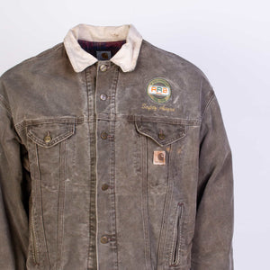 Vintage Carhartt 'Detroit' Jacket - American Madness