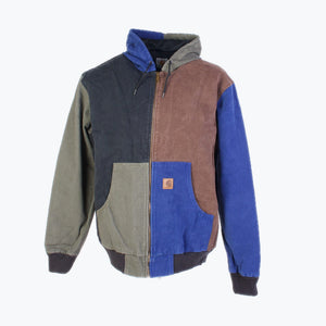 Re-Worked Carhartt Active Hooded Jacket - American Madness