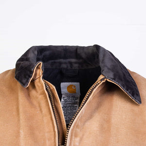 Vintage Carhartt Twill Jacket - Brown - American Madness