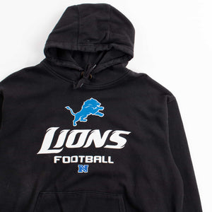 Vintage 'NFL Detroit Lions' Hoodie - American Madness