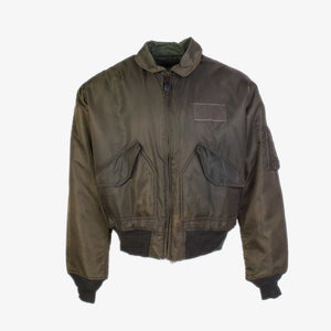 Vintage Alpha Adventures MA-2 Jacket - Green - American Madness