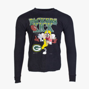 Vintage 'Green Bay Packers' Looney Tunes T-Shirt - American Madness
