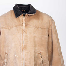 Vintage Carhartt Twill Work Jacket - Hamilton Brown - American Madness
