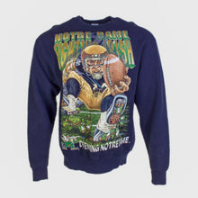 Vintage 'Notre Dame Fighting Irish' Sweatshirt - American Madness