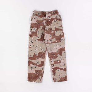 Vintage U.S Army Desert Camouflage Cargo Pants