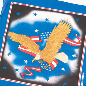 Original Vintage USA Fast Colour Bandana - American Madness