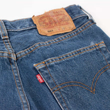 Vintage Levi's 501 Jeans Light Wash - American Madness