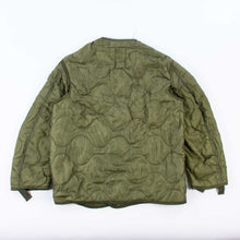 Vintage M65 Liner Jacket Military Green - American Madness