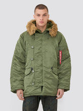 Vintage Alpha Industries N-3B Parka - American Madness