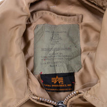 Vintage Alpha Industries CWU MA-2 Bomber Jacket - American Madness