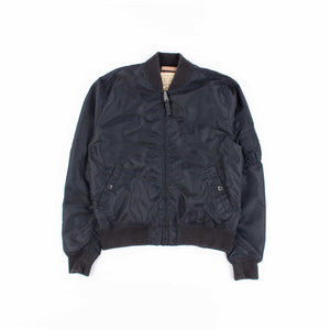 Vintage Alpha Industries MA-1 Bomber Jacket - Black - American Madness