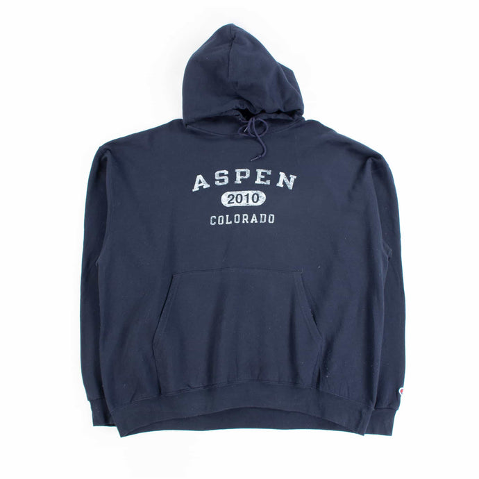 Vintage Champion 'Aspen Colorado' Hoodie - American Madness