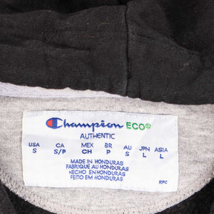 Vintage Champion Logo Hooded Sweatshirt