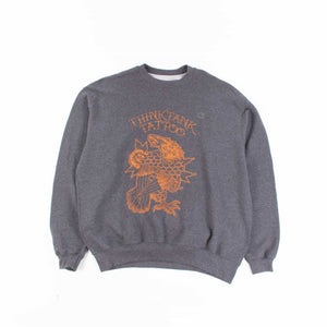 Vintage Champion 'ThinkTank Tattoo' Sweatshirt