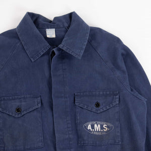 1970s Italian Workers Chore Jacket - American Madness